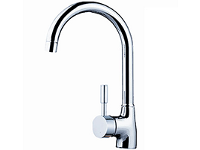 Alfa Chrome Kitchen Faucet FA09126