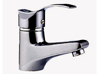 Alfa Chrome Bathroom Faucet FA54403