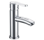 Alpha International 25-533 Chrome Bathroom Faucet