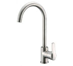 Alpha International 33-195BC Brushed Chrome Bar Faucet