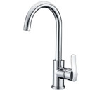Alpha International 33-195 Chrome Bar Faucet