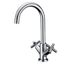 Alpha International 33-288 Chrome Bar Faucet