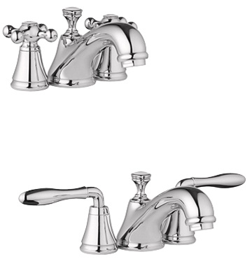 Grohe 20122 Be0 Seabury 4 Quot Mini Wideset Bath Faucet