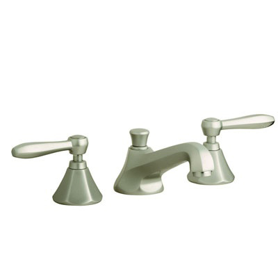 Grohe 20133 EN0 Somerset Three Hole Bath Faucet - Brushed Nickel ...