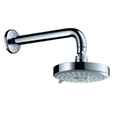 Hansgrohe 27495821 Raindance S Shower Head Only - Brushed Nickel ...