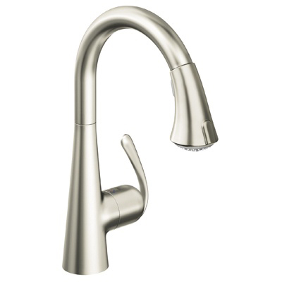 Charmant Grohe 32298 DCE Ladylux3 Cafe Single Lever Kitchen Faucet   Supersteel|  Kitchen Sink Faucets | Bathroom Sink Faucets | Tub And Shower Faucets