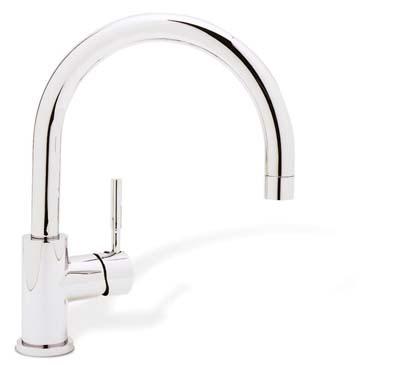 Blanco Meridian Kitchen Faucet 440955 Chrome  Kitchen Sink Faucets ...