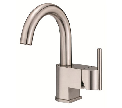Danze D221542BN Como Single Handle Brushed Nickel Lavatory Faucet ...