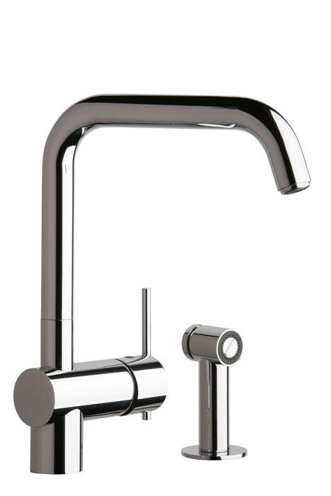 Discontinued Moen Kitchen Faucets.Elkay Allure Lk6166nk Brushed Nickel Kitchen Faucet