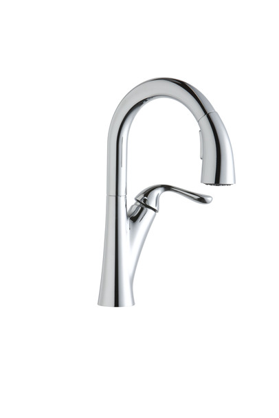 Elkay Harmony LKHA4032 Pull-Down Bar Faucet| Kitchen Sink Faucets ...