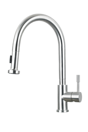 Pelican PL-SS1901 Stainless Steel Kitchen Faucet| Kitchen Sink ...