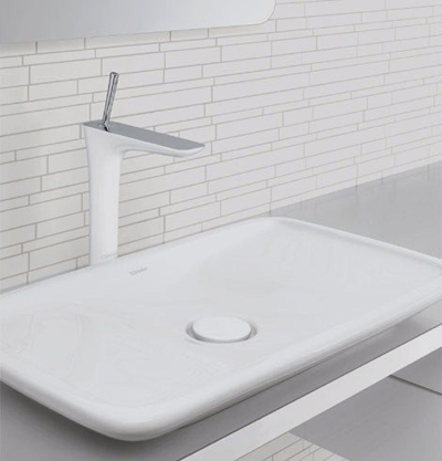 Puravida Tall Bathroom Faucet