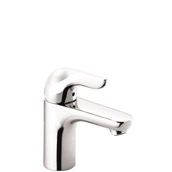 Hansgrohe 04180820 Allegro E Bathroom Faucet - Brushed Nickel