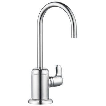 Hansgrohe 04300800 Allegro E Bar Faucet - Steel Optik