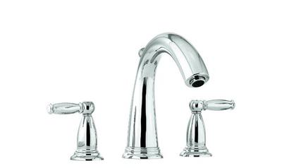 Hansgrohe 06120820 Swing C Roman Tub Filler - Brushed Nickel