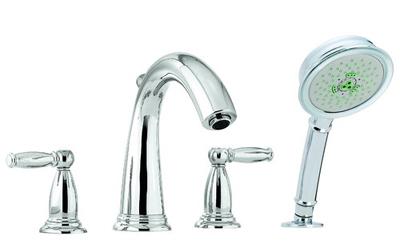 Hansgrohe 06123820 Swing C Roman Tub Filler - Brushed Nickel