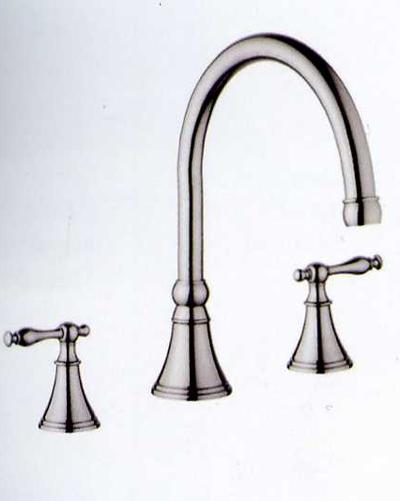 Suneli N11508-BN Brushed Nickel Bathroom Faucet