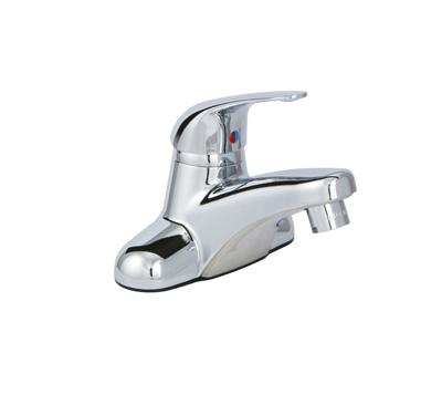 "Huntington Brass 12331 4"" Wide Vanity Faucet Chrome"