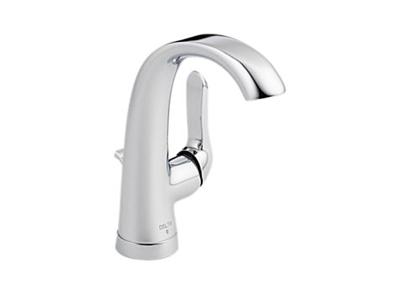 Soline 15714LF Single Handle Centerset Lavatory Faucet - Chrome