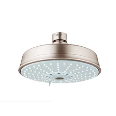 Grohe 27130EN0 Rainshower Rustic Shower Head - Brushed Nickel