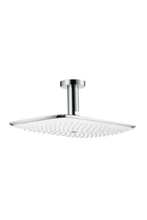 Hansgrohe 27390401 PuraVida Shower Head Only - White/Chrome