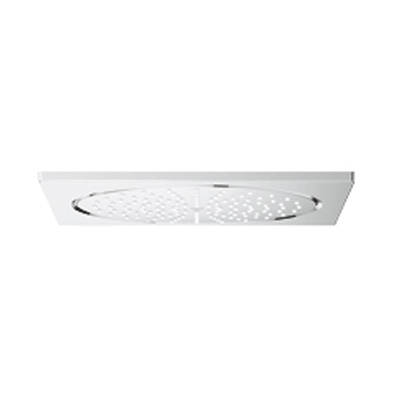 "Grohe 27468 000 Rainshower F-Series 10"" Ceiling Shower - Chrome"