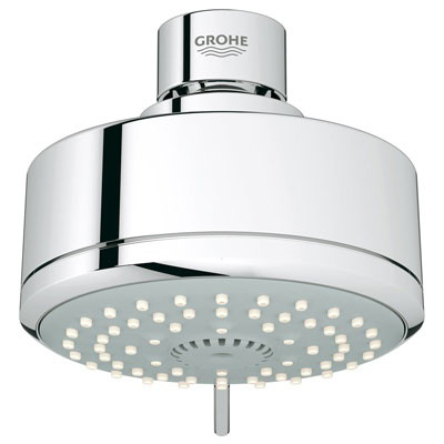 Grohe 27591 000 New Tempesta Cosmopolitan Shower Head IV - Chrome