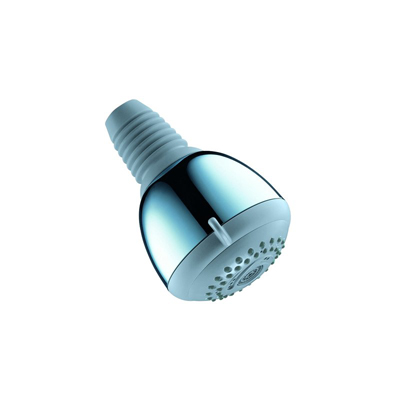 Hansgrohe 28448001 Croma E Shower Head Only Multi Function with 1/2 Inch Connection - Chrome