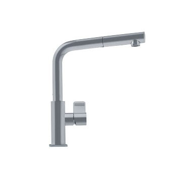 Franke FFPS1180 Pull-down Kitchen Faucet Satin Nickel 115.0193.203
