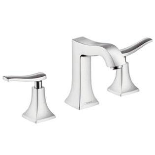 Hansgrohe 31073831 Metris C Bathroom Faucet - Polished Nickel