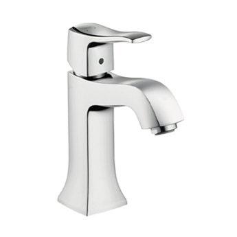 Hansgrohe 31075821 Metris C Bathroom Faucet - Brushed Nickel