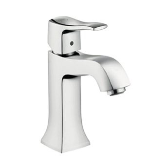 Hansgrohe 31077921 Metris C Bathroom Faucet - Rubbed Bronze
