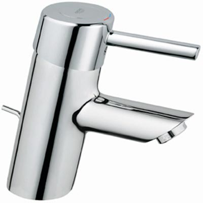 Grohe 34270 001 Concetto Single Lever Bath Faucet Chrome