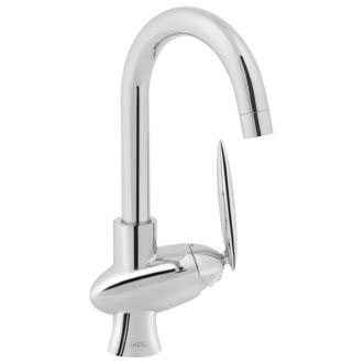 Jado 802/830/100 Saffron Barsink Faucet - Polished Chrome