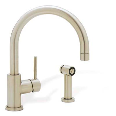 Blanco Meridian Kitchen Faucet 440008 Brass| Kitchen Sink Faucets ...