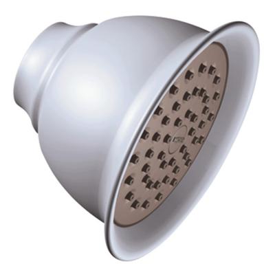 "Moen Platinum One Function 4-3/8"" Diameter Moenflo XL Showerhead - 6302PM"