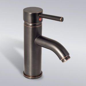 Decor Star Bathroom Vanity Sink Lavatory Faucet BPC01-SO Lead Free Oil Rubbed Bronze
