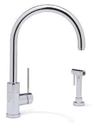 Blanco 440607 Purus II Chrome Faucet W/ Side Spray