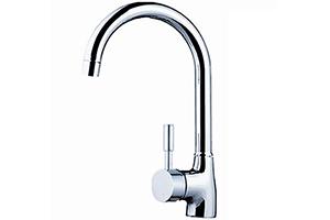 Alfa Chrome Kitchen Faucet Fa09126