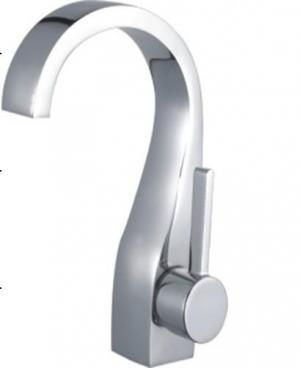 Alfa Brass Bathroom Faucet FA12008