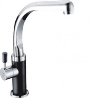 Alfa Brushed Bathroom Faucet FA21009
