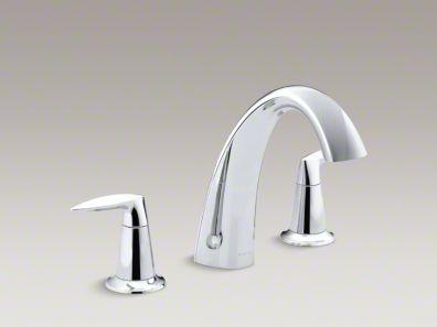 Kohler  Alteo® Bath faucet trim, valve not included K-T45115-4