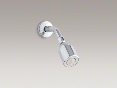 Kohler Coralais® 1.7 gpm single-function economy showerhead K-11742-G-CP