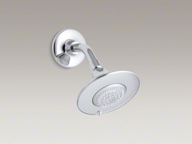Kohler Alteo® 2.0 gpm multifunction wall-mount showerhead K-45125