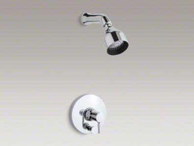 Kohler Toobi™ shower trim with diverter, valve not included K-T8977-4