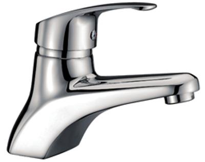 Pelican PL-5117 Brushed Nickel Bathroom Faucet