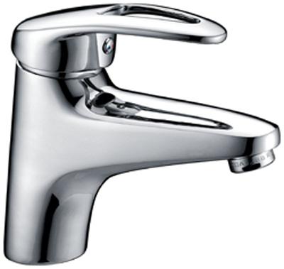 Pelican PL-5610 Brushed Nickel Bathroom Faucet