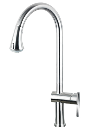 Pelican Pl Ss1971 Stainless Steel Kitchen Faucet Kitchen