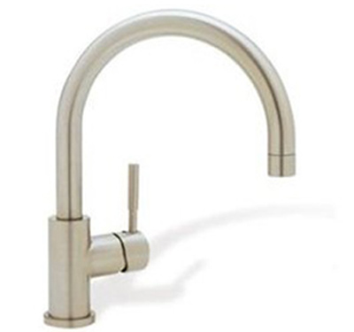 Blanco 440956 Meridian Single Lever Satin Nickel Faucet