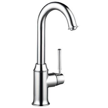 Hansgrohe 04217920 Talis C Bar Faucet - Rubbed Bronze